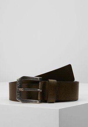 Riem - dark brown wood