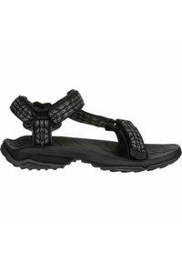 Teva - TERRA FI LITE - Chodecké sandály - rambler black - 6