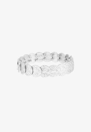 AMBER PLATE - Armband - silver plating