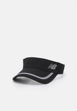 IMPACT RUNNING VISOR UNISEX - Cap - black/silver