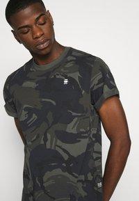 G-Star - LASH R T S\S - T-shirt con stampa - night dutch - 4
