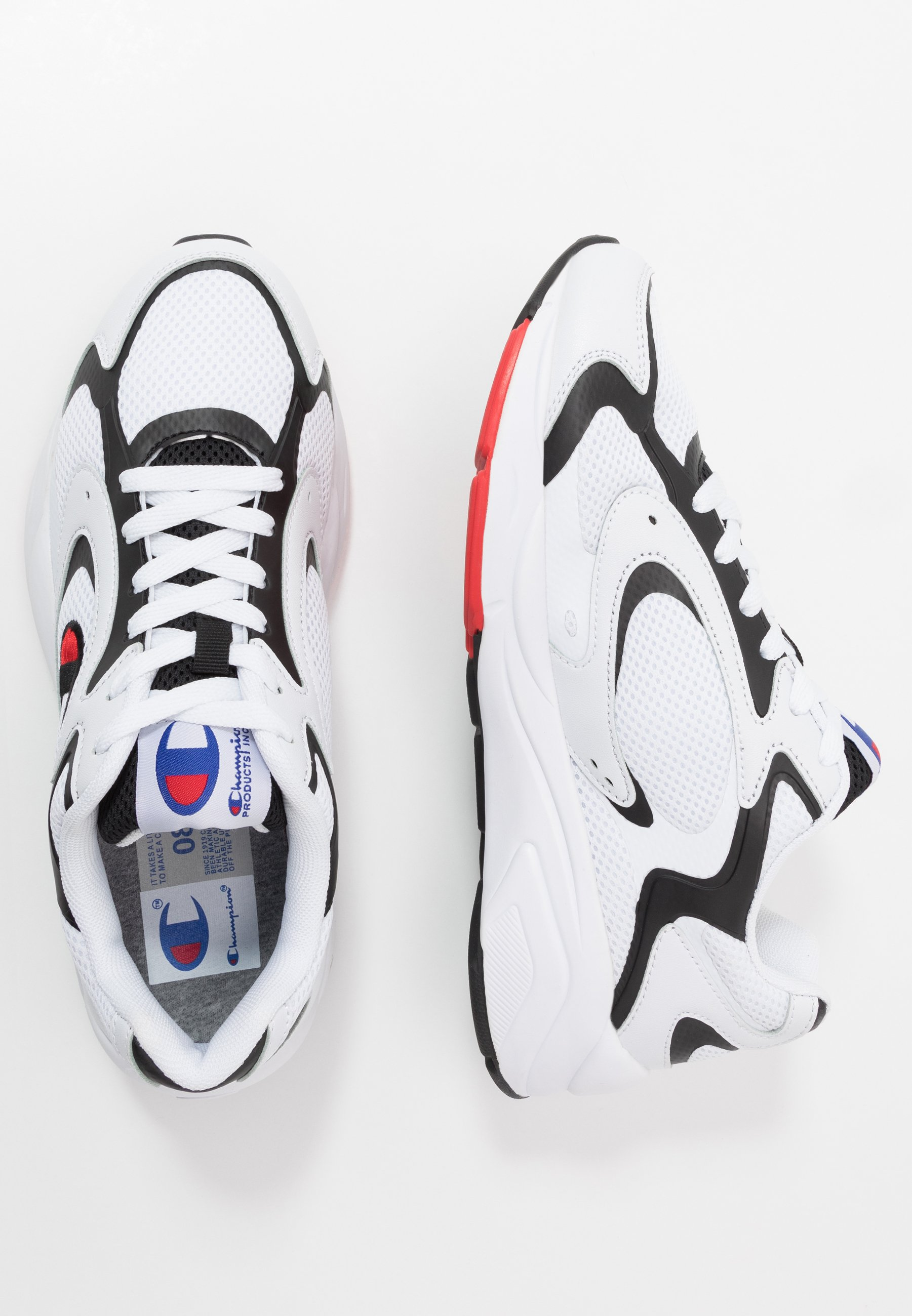 LOW CUT SHOE LEXINGTON 200 Gym & träningskor whiteblackred