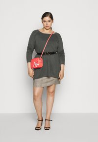 Even&Odd Curvy - Jumper - dark grey - 1