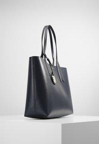 Emporio Armani - FRIDA - Handbag - dark blue - 3