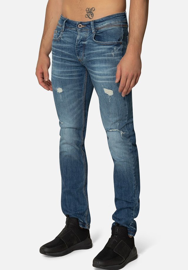 Jeans slim fit - nothern blue