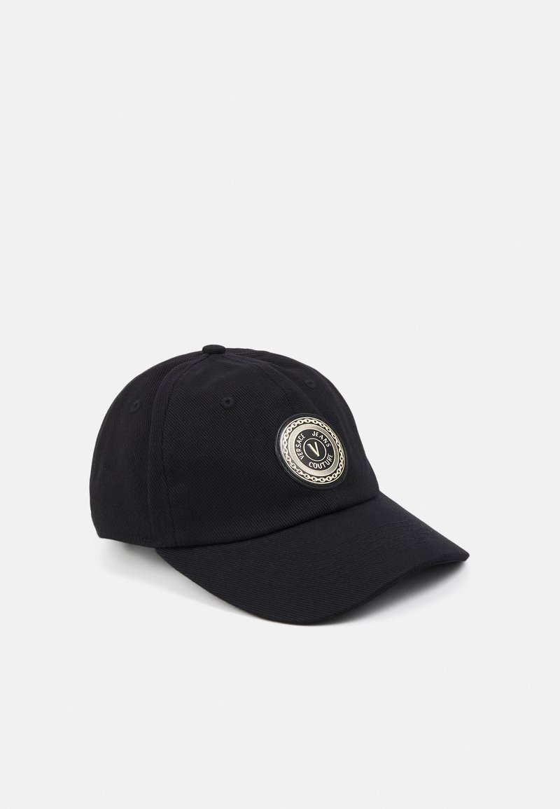 Versace Jeans Couture - BASEBALL WITH CENTRAL SEWING UNISEX - Pet - nero