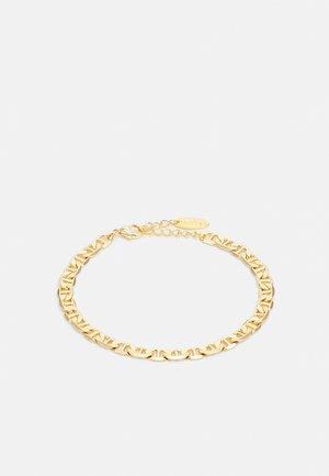 GRECIAN CHAIN BRACELET - Armband - pale gold-coloured