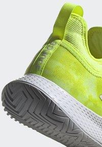 adidas Performance - DEFIANT GENERATION  - Multicourt tennis shoes - yellow - 5