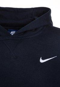 Nike Performance - Mikina skapucí - obsidian/white - 2