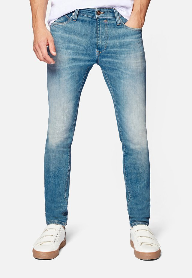 JAMES - Jeans Skinny Fit - ash blue ultra move