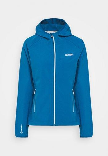 AREC III - Soft shell jacket - bluesapphire