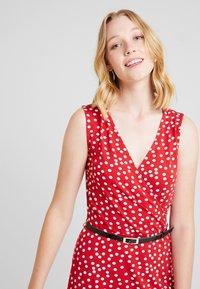 Anna Field - Day dress - white/red - 3