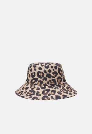 BUCKET HAT - Cap - light brown