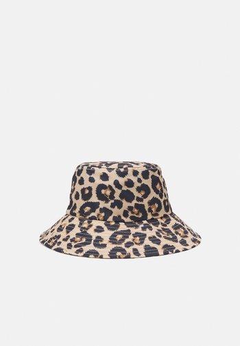 BUCKET HAT - Kšiltovka - light brown