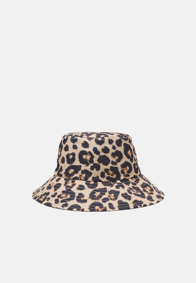 BUCKET HAT - Cappellino - light brown