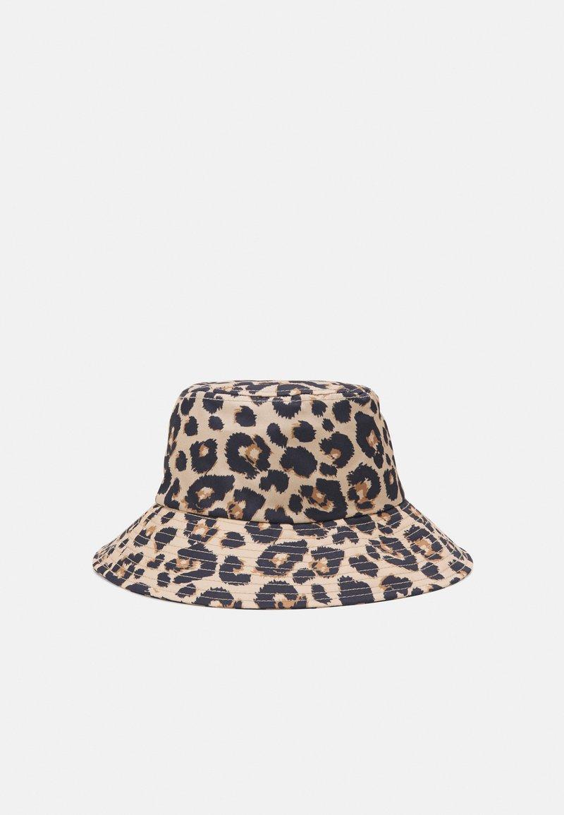Loeffler Randall - BUCKET HAT - Kšiltovka - light brown