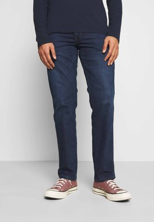 TEXAS - Straight leg jeans - brushed up