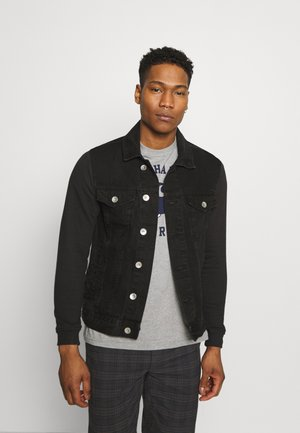 JONAH - Denim jacket - black stone
