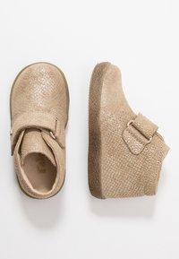 Falcotto - CONTE - Zapatos de bebé - gold - 0