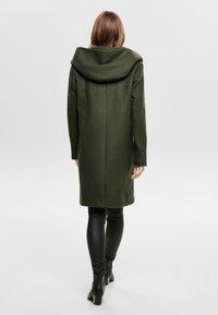 ONLY - ONLSEDONA - Classic coat - grape leaf - 2