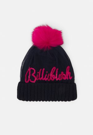 PULL ON HAT - Muts - navy