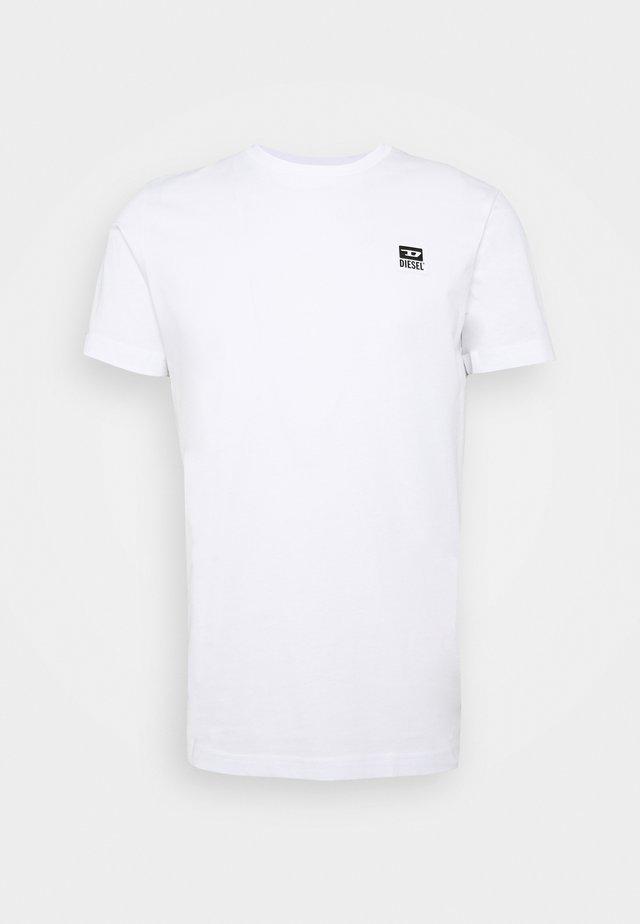 T-DIEGOS-K30 T-SHIRT - T-paita - white