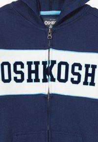 OshKosh - LAYERING - Sweatjacke - blue - 3