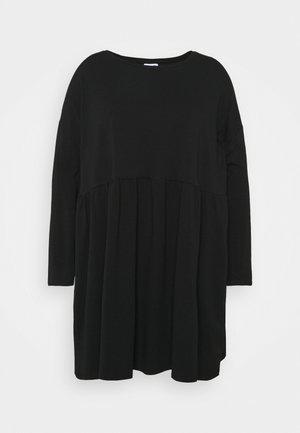 NMKERRY DRESS - Jersey dress - black