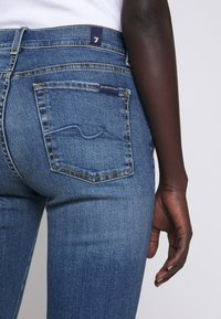 7 for all mankind - Straight leg jeans - light blue - 4