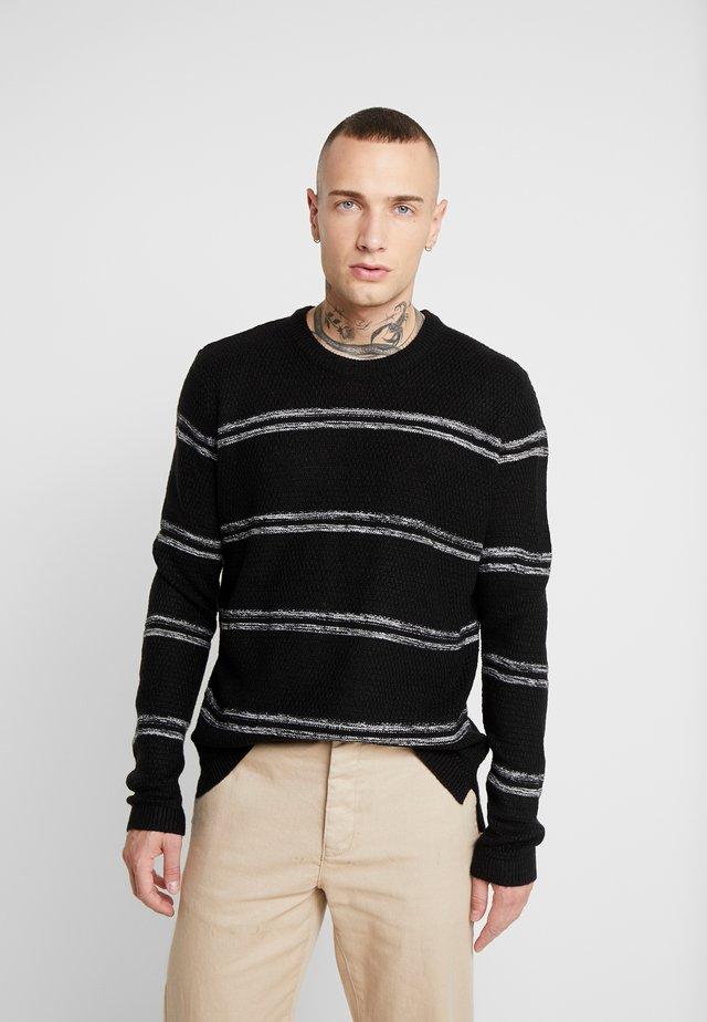 ONSRALPH CREW NECK  - Jersey de punto - black