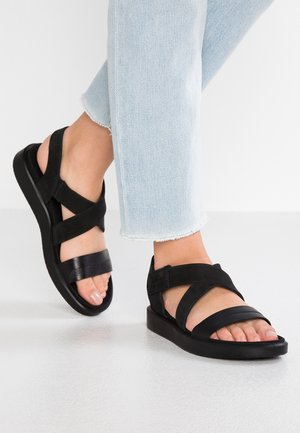 FLOWT - Outdoorsandalen - black