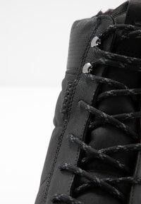 ECCO - SOFT TRED - Zimní obuv - black - 2