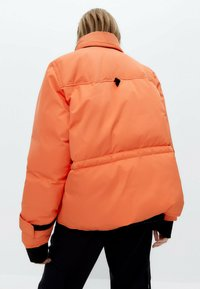 Uterqüe - Down jacket - orange - 2