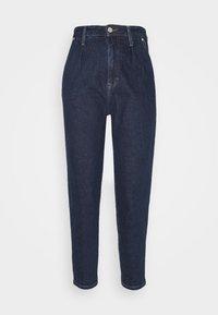 RETRO MOM JEAN OLDBCF - Relaxed fit jeans - oslo dark blue com