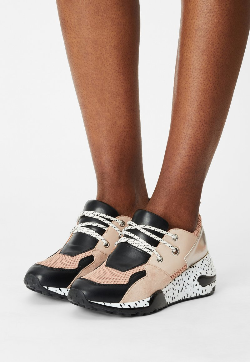 Madden Girl - CHUNK - Trainers - pink/multi