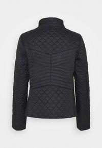 Barbour International - FORMATION QUILT - Light jacket - black - 1
