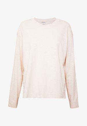 MAJA 2 PACK - T-shirt à manches longues - white