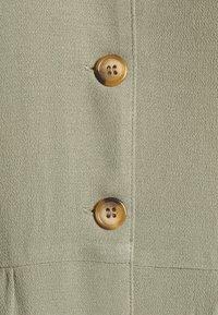 Envii - ENNAPLES DRESS - Maxi-jurk - deep lichen green - 5