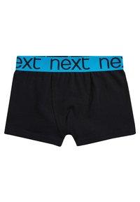 Next - 7 PACK - Pants - black - 4