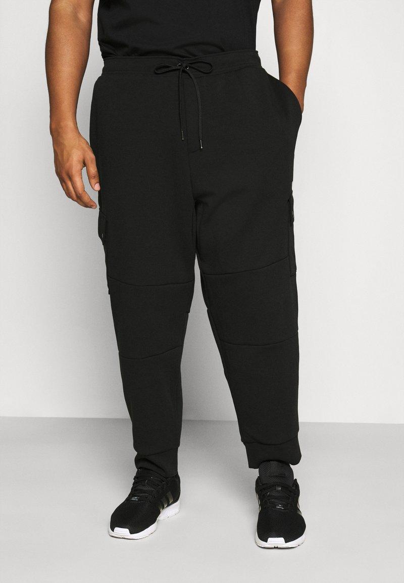 Polo Ralph Lauren Big & Tall - Cargo trousers - black