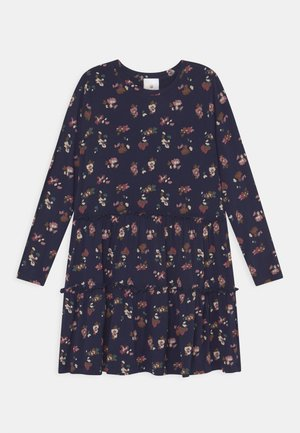 TNAVINA - Jersey dress - navy blazer