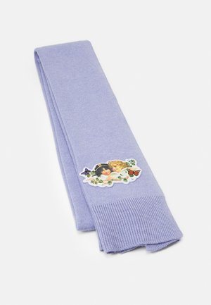 WOODLAND ANGELS SCARF UNISEX - Sjal - lilac