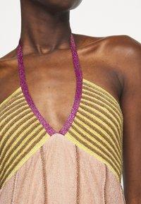M Missoni - ABITO LUNGOSENZA MANICHE - Jumper dress - multicoloured - 5