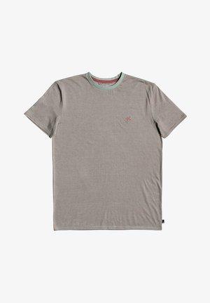 ARBOLITO - Print T-shirt - green/coral