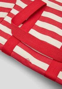 s.Oliver - Tote bag - red stripes - 5
