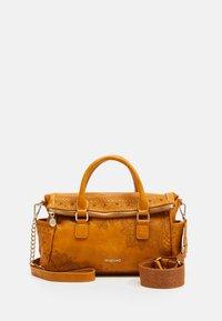 Desigual - BOLS MARTINI LOVERTY MINI - Handbag - yellow - 0