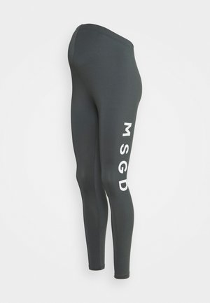 MATERNITY ACTIVEWEAR - Leggings - Trousers - charcoal