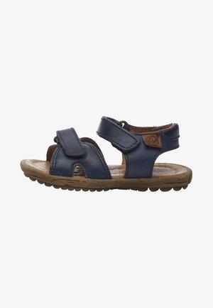 NATURINO SUN - Sandals - blau