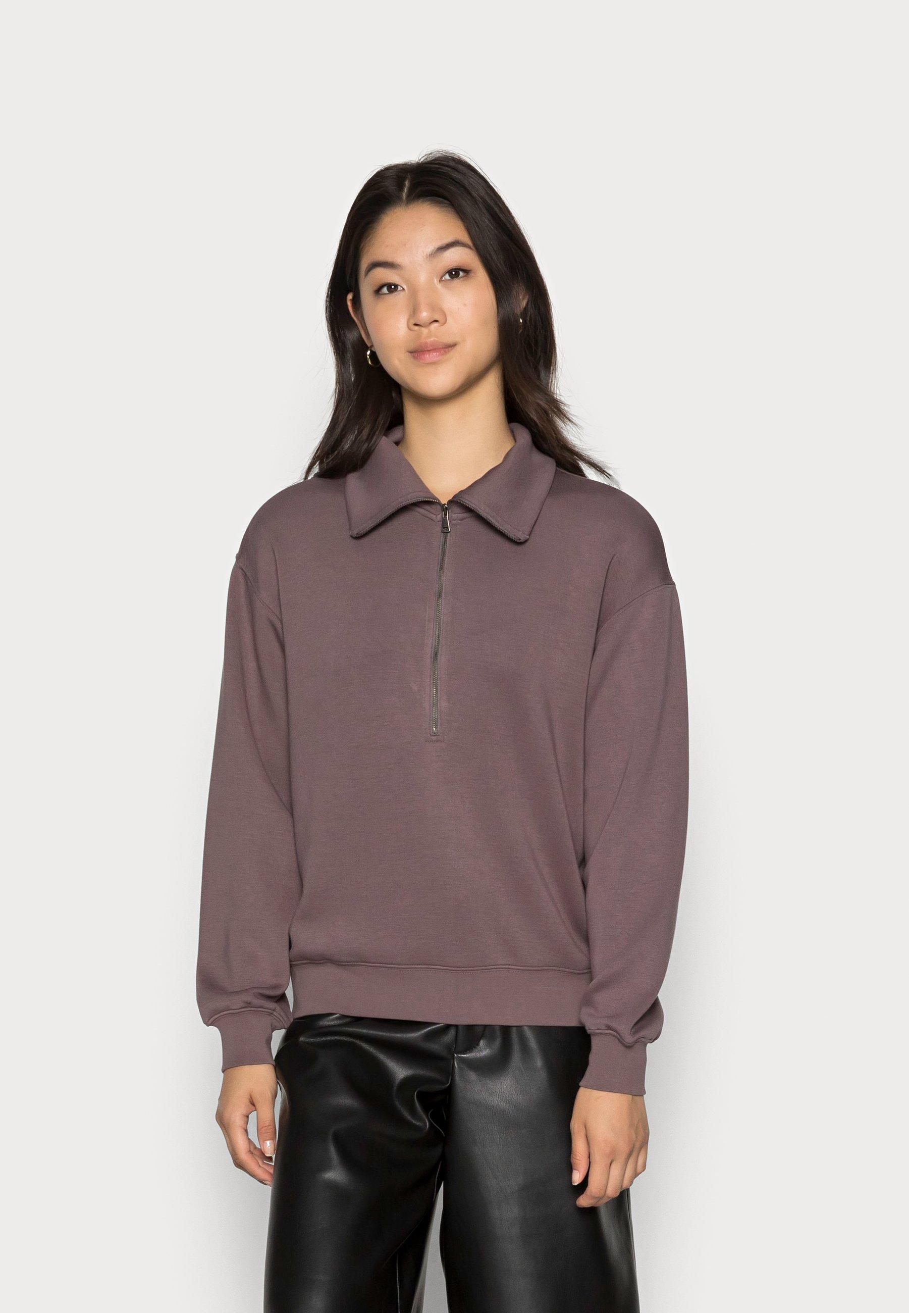 Women IMA HALF ZIP - Sweatshirt