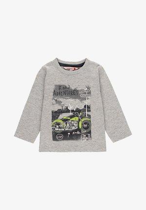 MOTORCYCLE - Longsleeve - melange grey